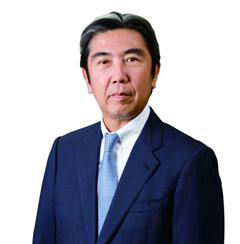 代表取締役社長 福田 良之